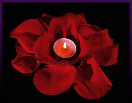SIMPLE CANDLE LOVE SPELL THAT WORKS