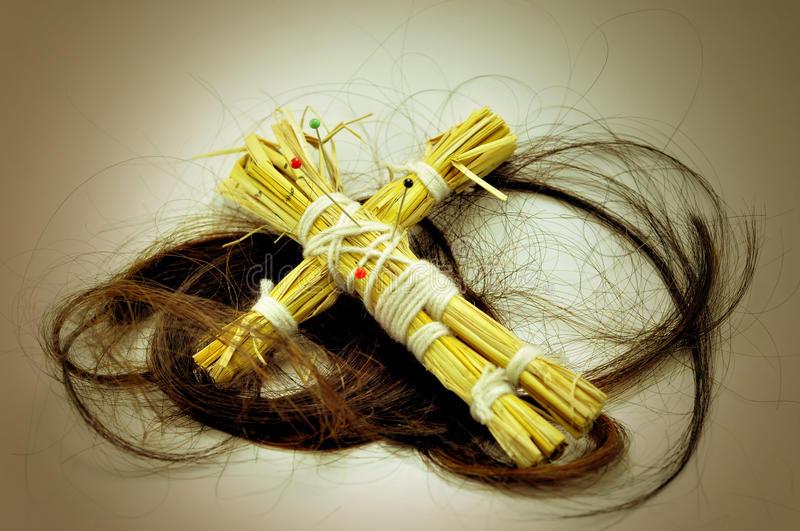 VOODOO LOVE SPELL WITH HAIR