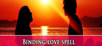 Love binding spells no tools